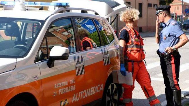 C'è stato l'intervento dell'automedica, dell'ambulanza e dei carabinieri