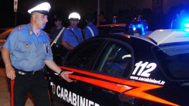 I carabinieri sono intervenuti senza trovare le bande (foto di repertorio)