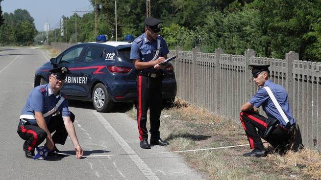 Omicidio stradale a Cervia, arrestata una ragazza. I rilievi (Zani)