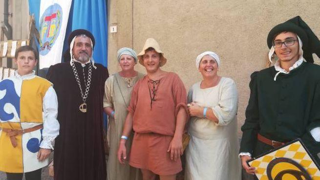La festa medievale di Volterra
