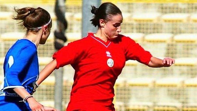Cristina Mariani non vestirà più la maglia del Real Aglianese
