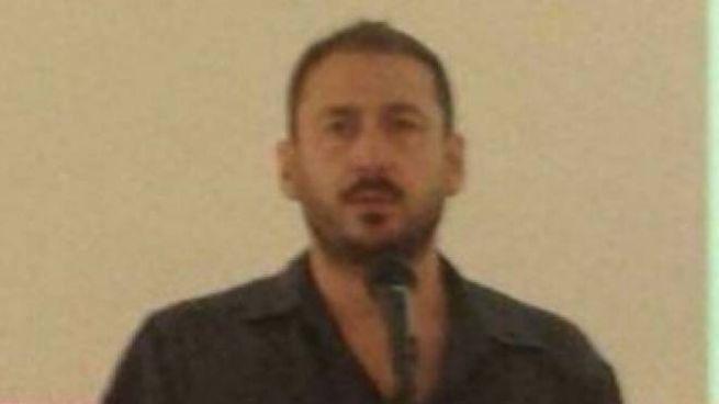 Alessio Menconi, sindacalista Cgil