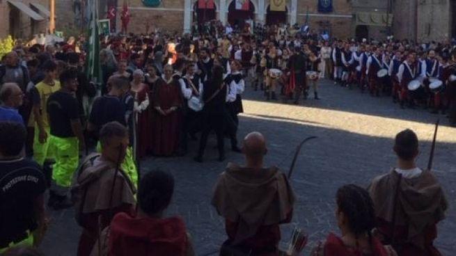 Sant'Elpidio a Mare, la Contesa del Secchio