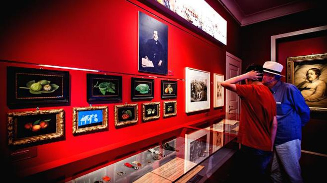 Museo Nazionale Rossini (ph Luigi Angelucci)