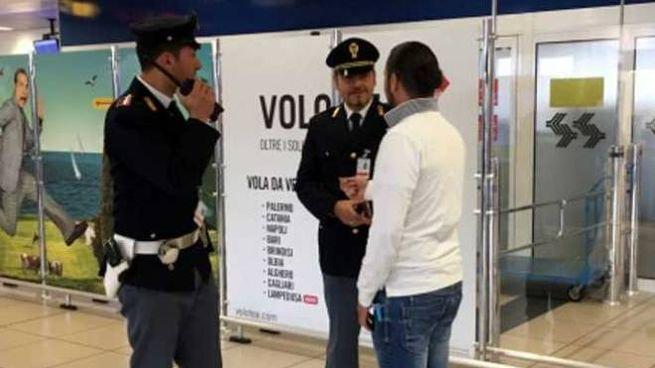 Controlli di polizia (foto d'archivio)