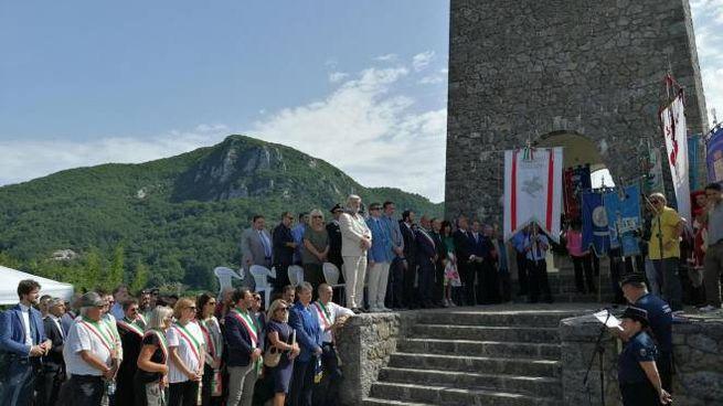 Le celebrazioni per il 75esimo anniversario della strage di Sant'Anna
