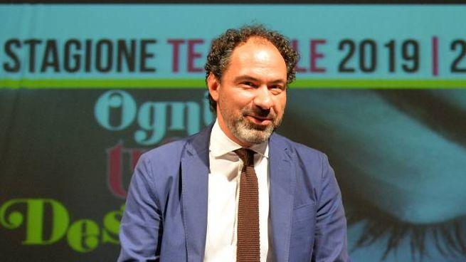 Filippo De Sanctis, direttore organizzativo del teatro Openjobmetis