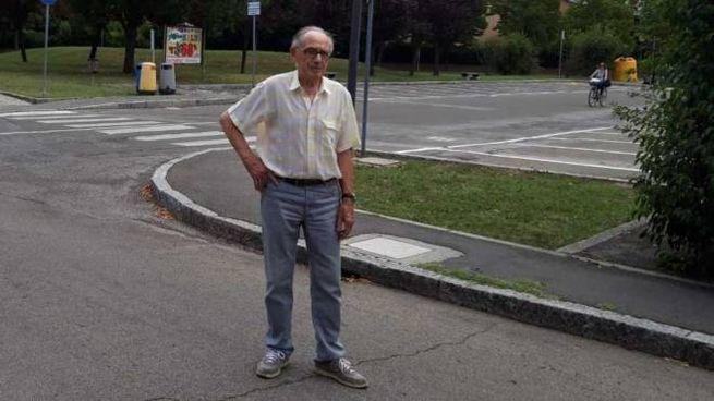 Via Skofja Loka, a Medicina, dove si è verificato uno dei due furti in abitazione