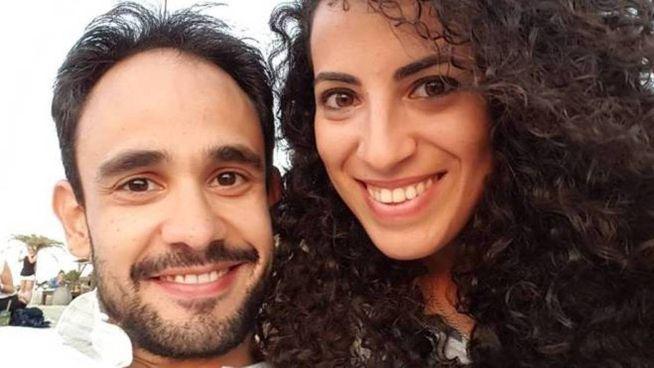 Alberto Fanfani e la fidanzata Marta: entrambi sono morti nel crollo del ponte Morandi