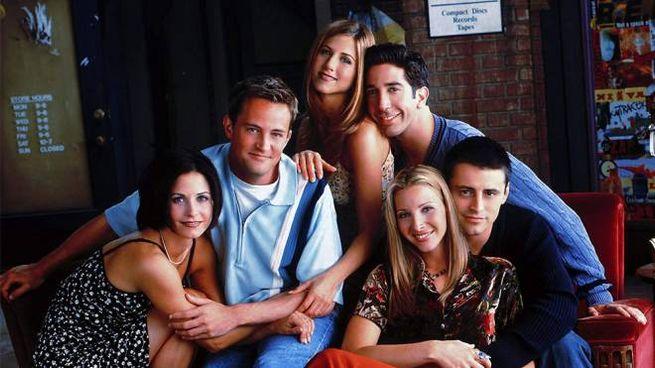 Il cast di 'Friends' - Foto: Bright-Kauffman-Crane Productions/Warner Bros. Television