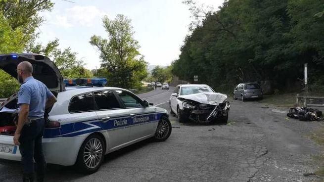 L'incidente  a Marano