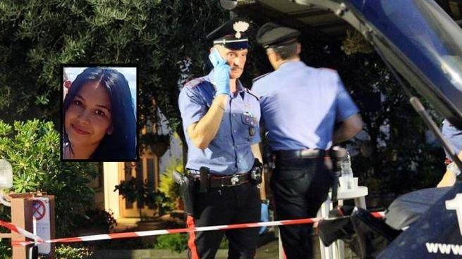 Delitto di via Chiaramonti, nel riquadro Nadia Cegolea, la figlia 23enne dei coniugi morti