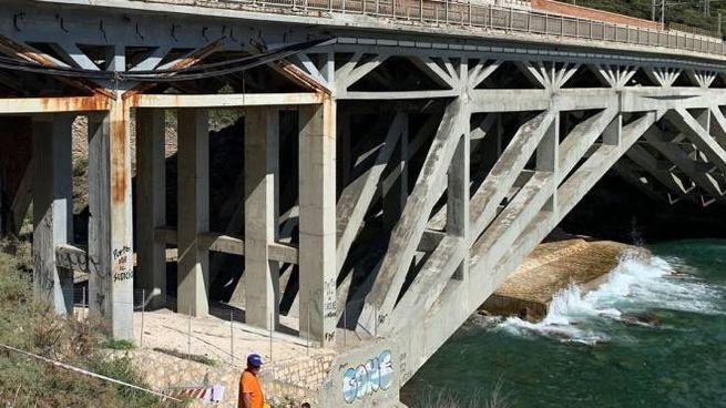 Il ponte di Calafuria