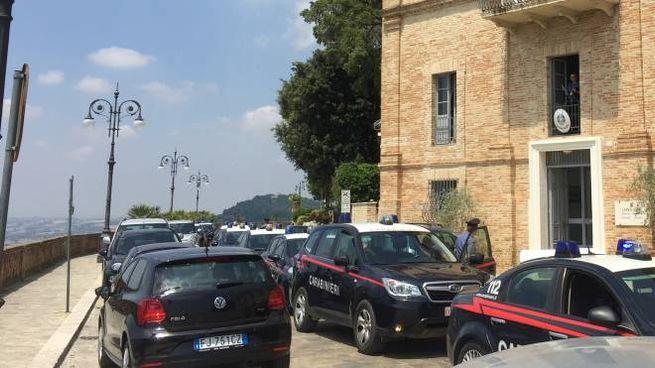 Caserma dei carabinieri di Osimo