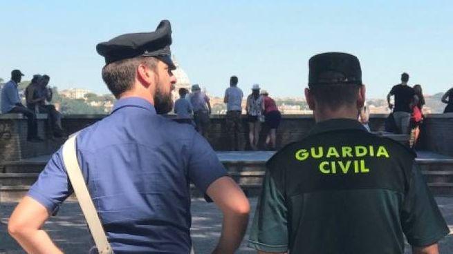 Operazione congiunta della Guardia Civil spagnola e dei carabinieri