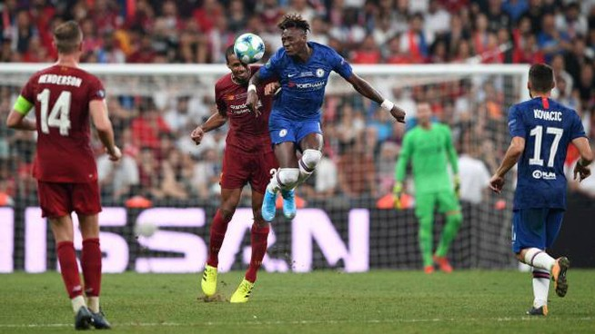 Supercoppa Europea, derby inglese Liverpool vs Chelsea (Afp)