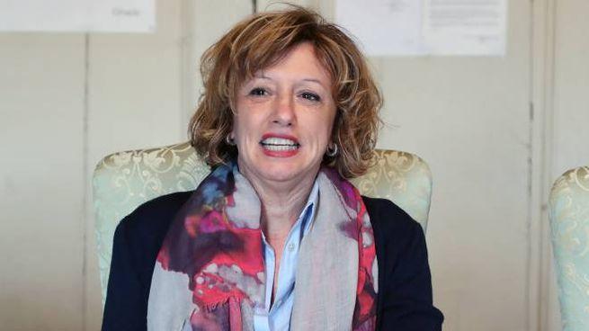 Manuela Sangiorgi guida un'amministrazione pentastellata (Foto Isolapress)
