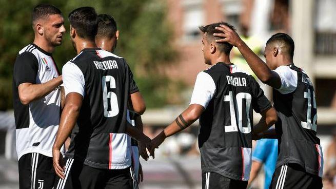 Ultima amichevole precampionato per la Juventus, in campo a Trieste