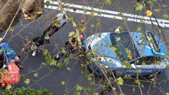 Ragazzo accoltellato in viale Italia, vicino al tribunale