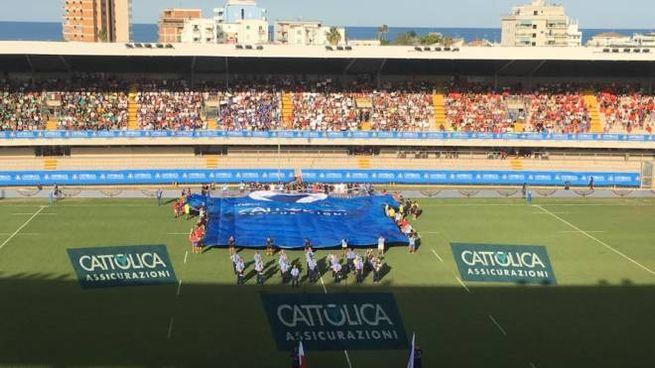 Italia Russia Rugby a San Benedetto