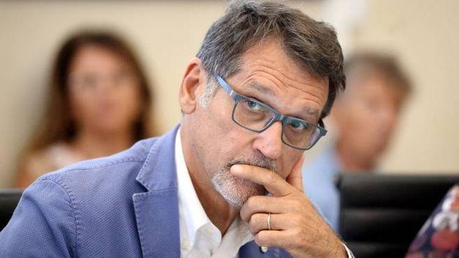 Il sindaco di Bologna, Virginio Merola (foto Serra)