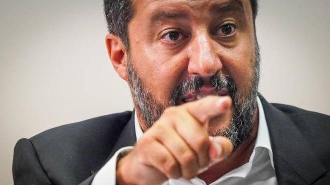 """Il Premier Conte si dimette,furia contro Salvini:""""E' un irresponsabile"""", Salvini:""""Sono un uomo libero"""""""