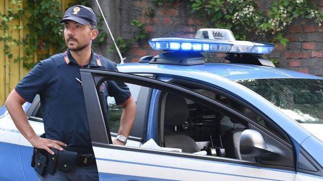 Polizia(foto di archivio)