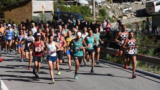 La corsa di Careggine (foto Regalami un sorriso onlus)