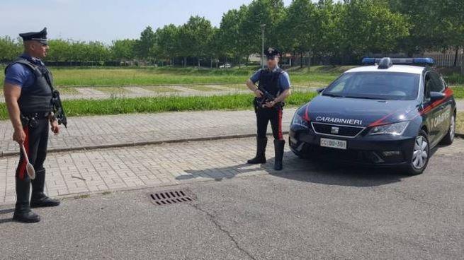 I controlli sono stati portati avanti dai carabinieri