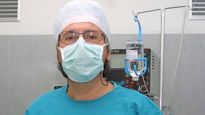 Il chirurgo estetico Orazi