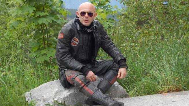 La vittima Marco Buzzi, 53 anni