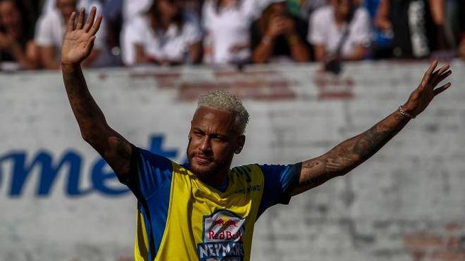 Neymar (foto Afp)