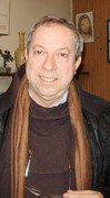 Padre Floriano Broch: sarà lui a chiudere il Convento per sempre.