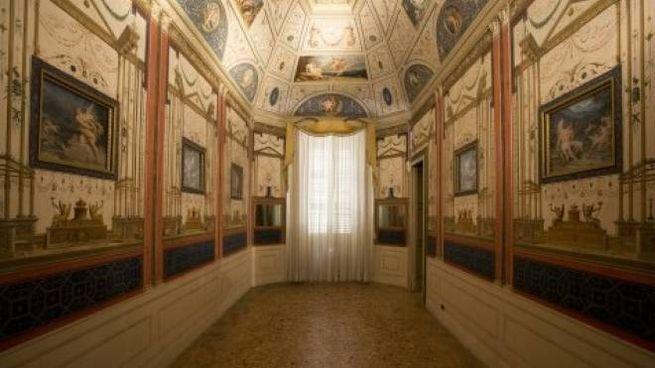 Palazzo Milzetti a Faenza.