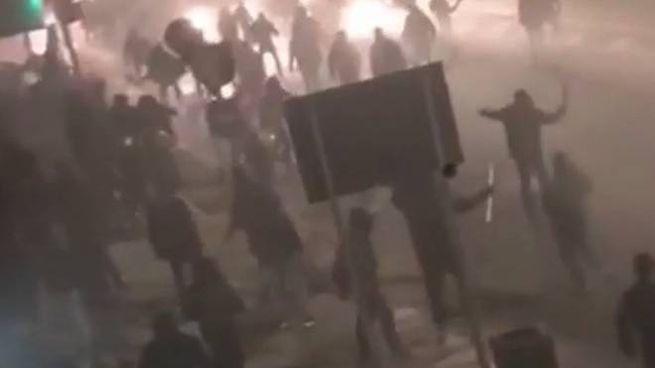Gli scontri del 26 dicembre in viale Prealpi in cui morì Daniele Belardinelli