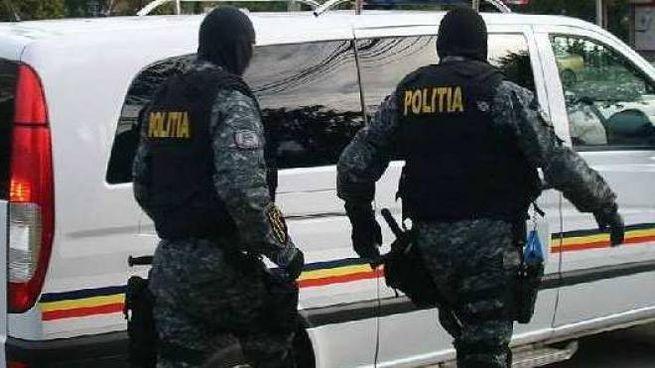 Polizia romena