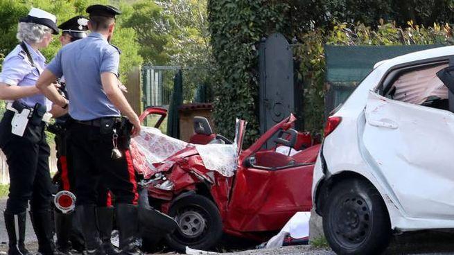 L'incidente di Pesaro Colombarone (Fotoprint)
