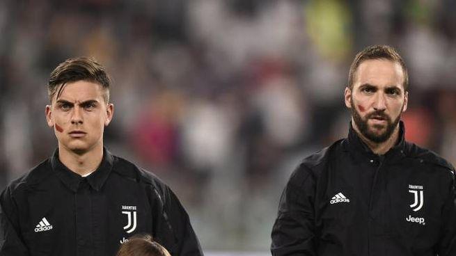 Dybala e Higuain potrebbero rimanere entrambi