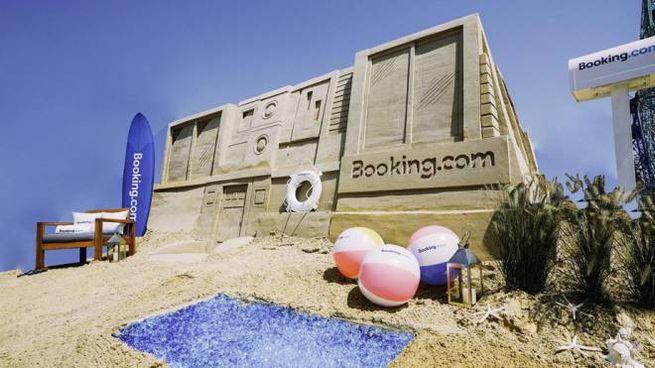 La casa-hotel costruita con la sabbia - Foto: booking.com