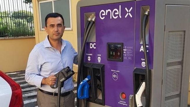 Luigi Ottaiano responsabile di Enel X