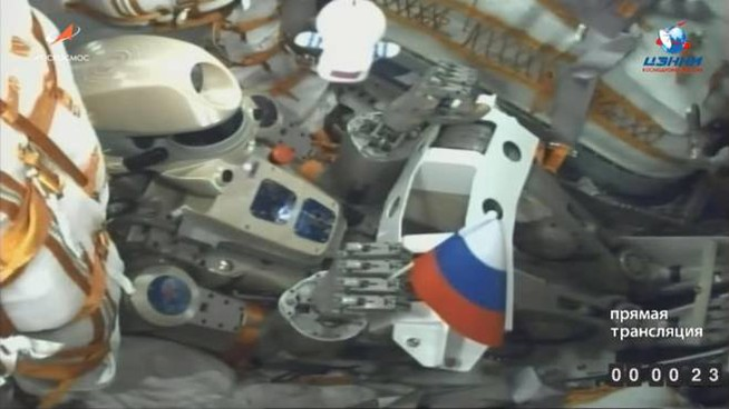 Fyodor, il robot cosmonauta
