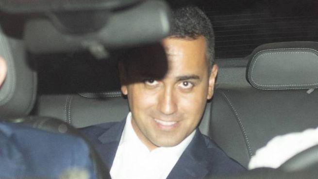 Il ministro del Lavoro Luigi Di Maio (Ansa)
