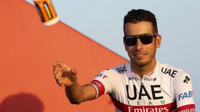 Vuelta 2019, Fabio Aru (foto Ansa)