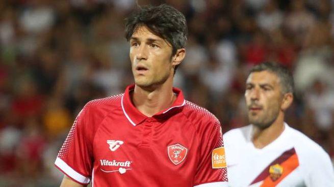 Federico Melchiorri, 32 anni, ora gioca a Perugia
