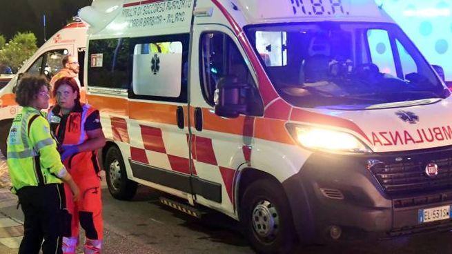 Nell'incidente sono rimaste ferite quattro persone (Foto di repertorio Newpress)
