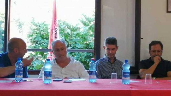 Il dibattito su ambiente e lavoro tenutosi a Casette (Scolaro)