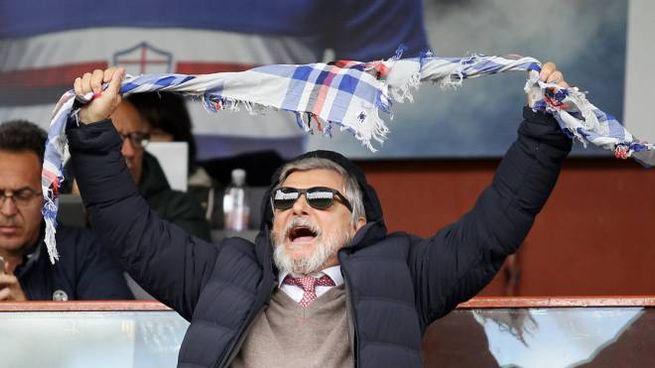 Ferrero parla del futuro della Sampdoria