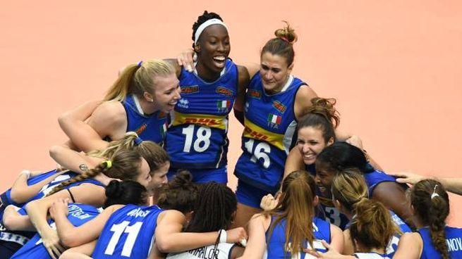 Calendario Mondiali Pallavolo Femminile.Europei Pallavolo Femminile 2019 Italia Belgio Orario E