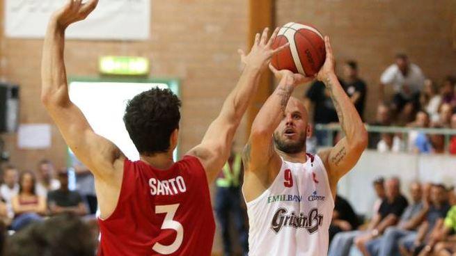 Convincente successo per la Grissin Bon contro Mantova (foto dal sito ufficiale)