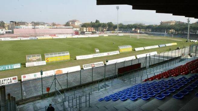 Stadio Benelli a Pesaro